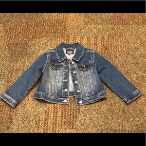 Children's Place Toddler Jean Jacket Size 2T